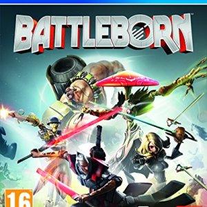 PS4: Battleborn