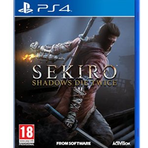 PS4: PS4 Sekiro: Shadows Die Twice