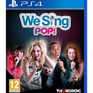 PS4: We Sing Pop!