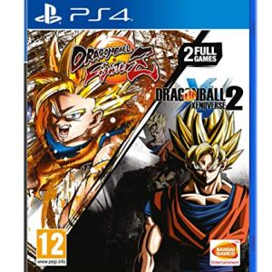 PS4: Dragon Ball FighterZ And Dragon Ball Xenoverse 2 Double Pack
