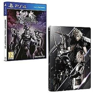PS4: Dissidia Final Fantasy NT Steelbook