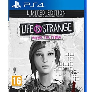 PS4: Life is Strange: Before the Storm Limited Edition