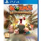 PS4: Worms Battlegrounds