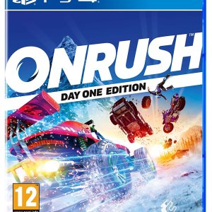 PS4: Onrush - Day One Edtion