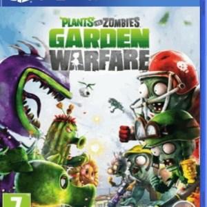 PS4: Plants Vs Zombies: Garden Warfare