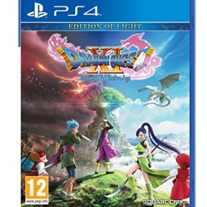 PS4: Dragon Quest XI: Echoes Of An Elusive Age - Edition of Light