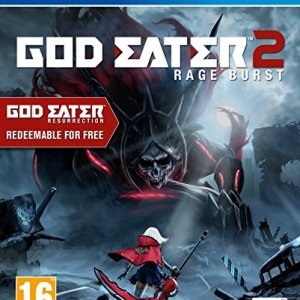 PS4: God Eater 2: Rage Burst (Includes God Eater Resurrection)