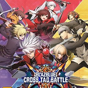 PS4: Blazblue Cross Tag Battle - Day One Edition