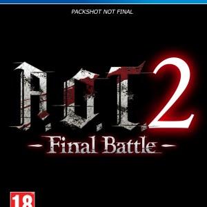 PS4: AOT2: Final Battle