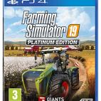PS4: Farming Simulator 19 Platinum Edition