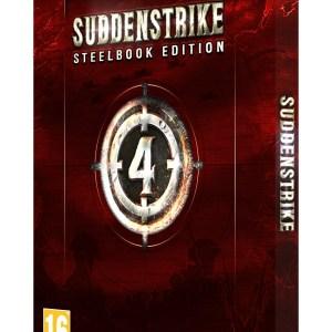 PS4: Sudden Strike 4 Steelbook Edition