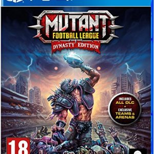 PS4: Mutant Football League Dynasty Edition