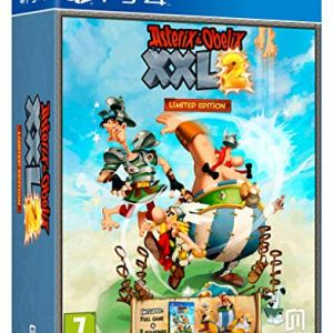 PS4: Asterix and Obelix XXL2 Limited Edition