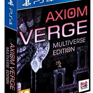 PS4: Axiom Verge: Multiverse Edition