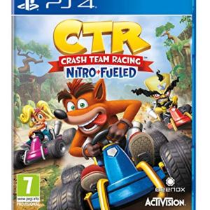 PS4: Crash Team Racing Nitro-Fueled