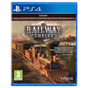 PS4: Railway Empire
