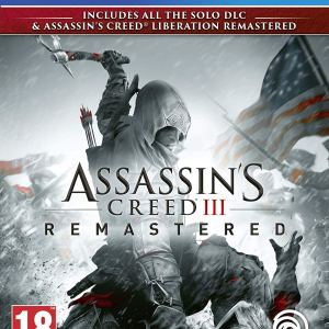 PS4: Assassins Creed III Remastered