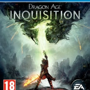 PS4: Dragon Age: Inquisition (käytetty)