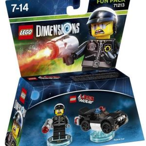 PS3: LEGO Dimensions - The LEGO Movie - Bad Cop Fun Pack