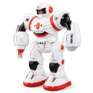 JR/C R3 CADY WILL Gesture Sensor Control Intelligent Combat RC Dancing Robot Toy