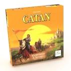 Catan - Kaupungit ja ritarit
