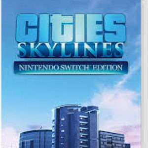 Switch: Cities Skylines Nintendo Switch Edition