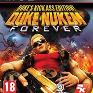 PS3: Duke Nukem Forever Kick Ass (käytetty)