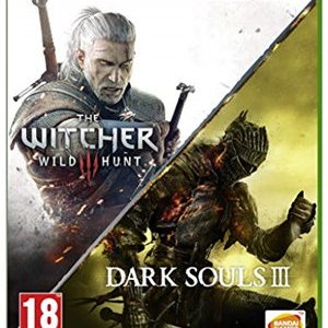 PS4: Dark Souls III & The Witcher 3 Wild Hunt Compilation