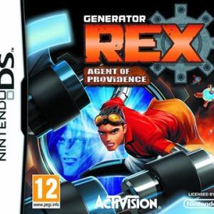 NDS: Generator Rex: Agent Of Providence (käytetty)