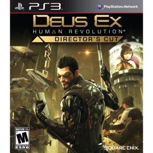 PS3: Deus Ex: Human Revolution - Directors Cut (käytetty)