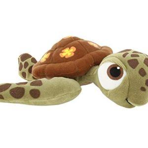 Disney Nemoa etsimässä Tyrsky (eng. Squirt) kilpikonna 20cm pehmolelu