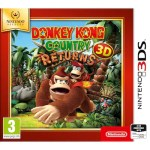 3DS: Donkey Kong Country Returns 3D