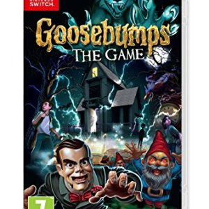 Switch: Goosebumps The Game
