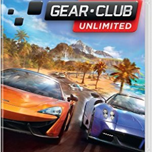 Switch: Gear. Club Unlimited