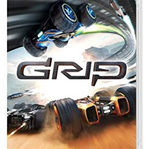 Switch: GRIP Combat Racing