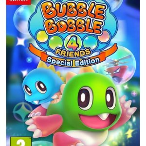 Switch: Bubble Bobble 4 Friends Special Edition