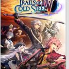 Switch: The Legend of Heroes: Trails of Cold Steel IV (Frontline Edition)/Switch