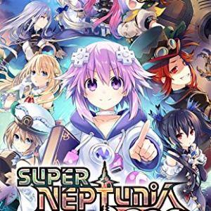 Switch: Super Neptunia RPG