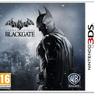 3DS: Batman Arkham Origins - Blackgate