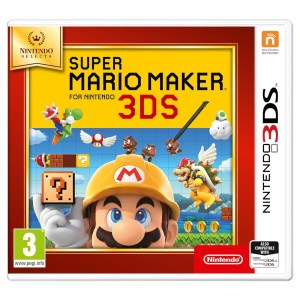 3DS: Super Mario Maker (Nintendo 3Ds) (Selects)