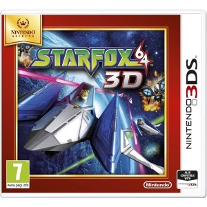 3DS: Star Fox 64 Selects