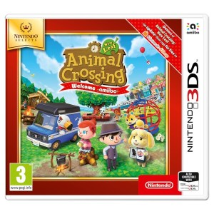 3DS: Animal Crossing New Leaf Welcome Amiibo (Nintendo 3Ds) (Selects)