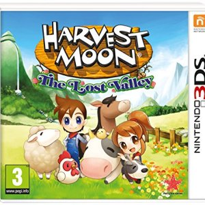 3DS: Harvest Moon: The Lost Valley (Nintendo 3DS/2DS)