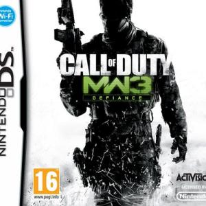 NDS: Call Of Duty: Modern Warfare 3