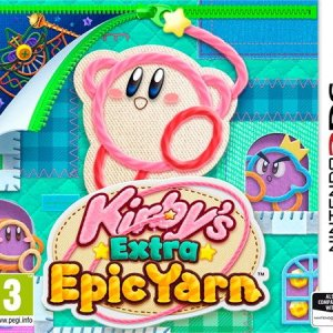 3DS: Kirbys Extra Epic Yarn (Nintendo 3Ds)