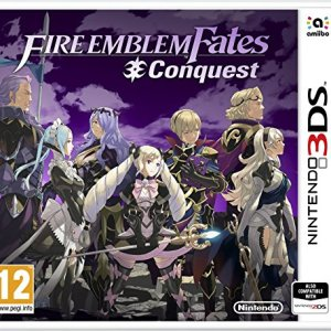 3DS: Fire Emblem Fates: Conquest