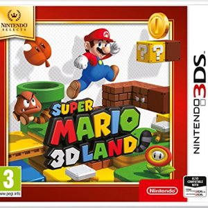 3DS: Nintendo Selects Super Mario 3D Land