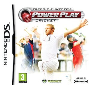 NDS: Freddie Flintoffs Power Play Cricket