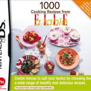 NDS: 1000 Cooking Recipes from Ella A Table