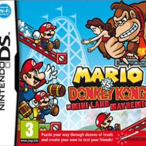 NDS: Mario vs. Donkey Kong - Mini-land Mayhem